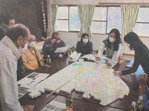 熊本での現地調査